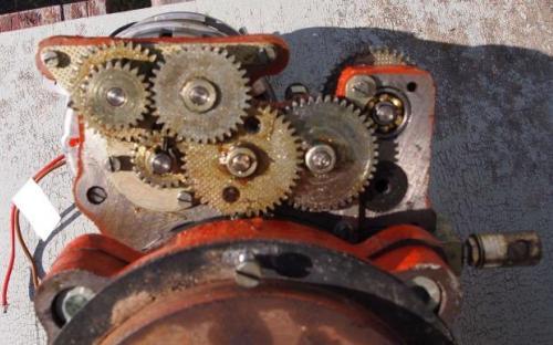 Obrázek č.2 – nepřeskládáná rychlá část asi nevhodného pohonu.