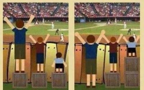 Rovnost versus spravedlnost