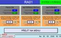 Informační obrazovka
