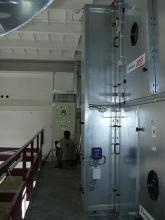 Zprovoznění vzduchotechniky