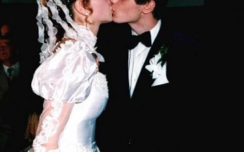 SVATEBNÍ FOTO 25.4.1997