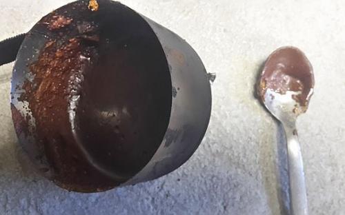 Čerstvě uvařená sirná játra