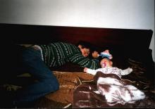 Polední siesta